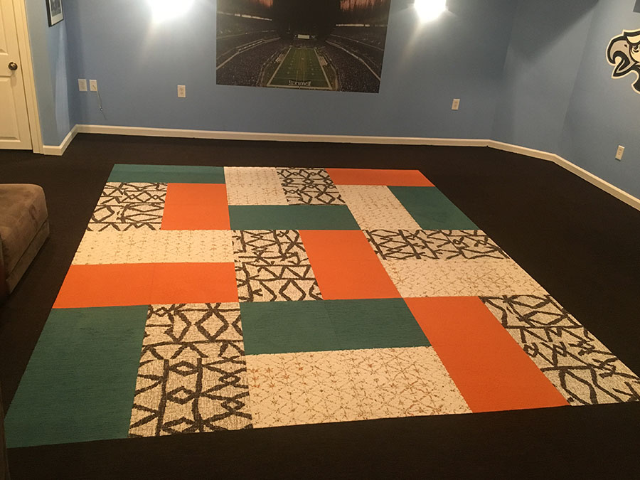 New Carpet Installation